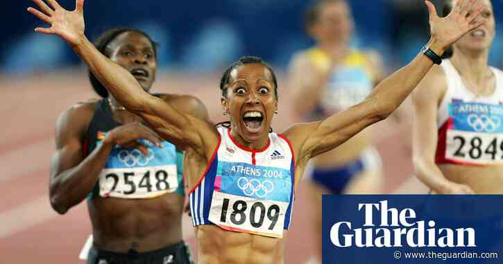 Kelly Holmes' finest hour, honest interviews and mountainside cricket