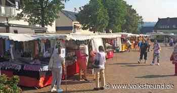 Kleine Variante des Laurentiusmarktes in Daun - Trierischer Volksfreund