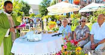 Bei Gottesdienst im Seniorenhaus in Daun sagen Bewohner Danke - Trierischer Volksfreund
