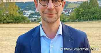 Jens Jenssen will Bürgermeister der Verbandsgemeinde Daun werden - Trierischer Volksfreund