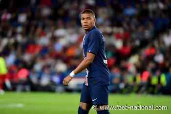 PSG : Quand Mbappé remercie le staff médical
