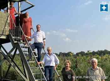 Hegering Verteilte Saatgut: So schön blüht Edewecht wieder auf - Nordwest-Zeitung