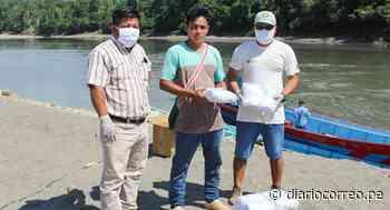 Comunidades nativas del Bajo Urubamba y Camisea trabajan juntas para frenar el avance del coronavirus - Diario Correo
