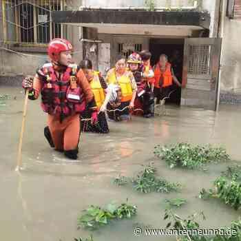 Überschwemmungen in China - mehr als 200 Tote - Antenne Unna