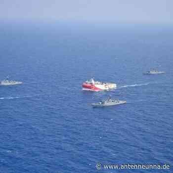 Streit um Erdgas im Mittelmeer dauert an - Antenne Unna