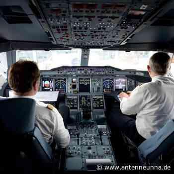 Vom Traumberuf Pilot ist nach Corona nicht mehr viel übrig - Antenne Unna