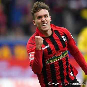 Nationalspieler Waldschmidt kurz vor Wechsel zu Benfica - Antenne Unna