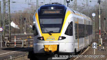 Auf der Linie RB59 der Eurobahn zwischen Soest, Werl und Dortmund fahren wieder Züge - soester-anzeiger.de