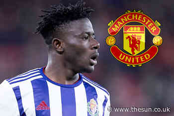 Man Utd beaten by Southampton in Mohammed Salisu transfer race with Real Valladolid star to seal £10.9m - The Sun