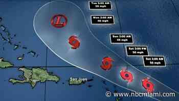 Tropical Depression Eleven Still Not Tropical Storm, Not Forecasted to Hit U.S.: NHC