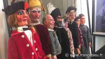 La relance éco : à Amiens, les marionnettes de la troupe Chés cabotans ont repris vie en petit comité - France Bleu