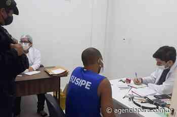 Parauapebas é exemplo de saúde e segurança no sistema penitenciário paraense - Para
