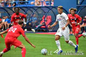 """Driss Khalid (Amiens SC) : """"Malgré le résultat, il y a du mieux"""" - Le 11 Amiénois"""