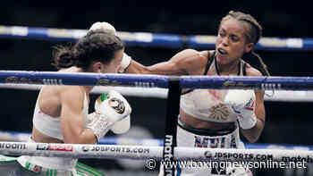 Terri Harper, Natasha Jonas and the good fight