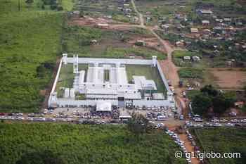 """MPPA denuncia """"condições insalubres e desumanas"""" no presídio de Parauapebas, no PA - G1"""