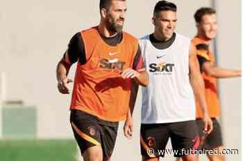 ¡No más descanso! Falcao volvió a entrenamientos y con nuevo compañero - FutbolRed