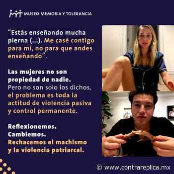 Museo de Memori y Tolerancia se pronuncia por comentarios de Samuel Garcia - ContraRéplica