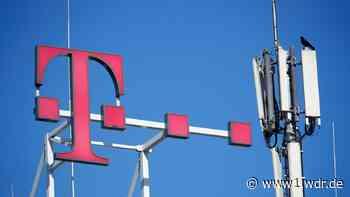 Telekom hebt Jahresprognose nach USA Fusion an
