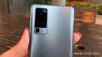 Vivo X50 Pro First Impressions video     - CNET