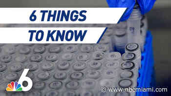 6 Things to Know – COVID Data Dump Blamed for Increase, 'Bolt From The Blue' Caught on Camera