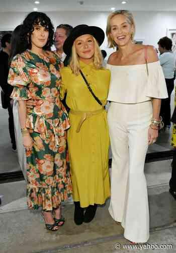Sharon Stone, Kelly Lynch, Rumer Willis Rally Around Women's Brain Health in L.A. - Yahoo Lifestyle
