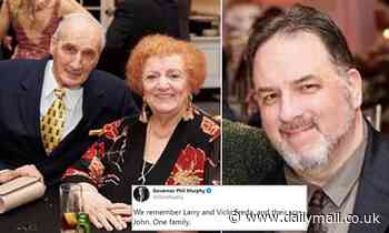 New Jersey couple who were married for 62 years die of COVID-19 on the same day