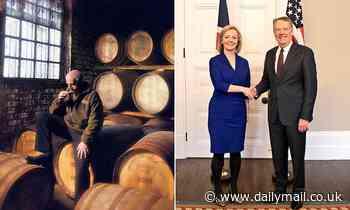 Liz Truss urges US to lift trade tariffs on single malt spirits