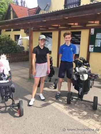 Turnier: Jasmin Hülsbruch mit erstem Platz beim Golf-Cup - Nordwest-Zeitung