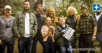 """Gloria Terzic In """"catweazle"""": 12-Jährige aus Wildeshausen dreht Film mit Otto Waalkes - Nordwest-Zeitung"""