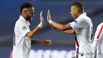 "PSG-Boss Khelaifi: Neymar, Mbappe ""werden niemals gehen"" - LAOLA1.at"