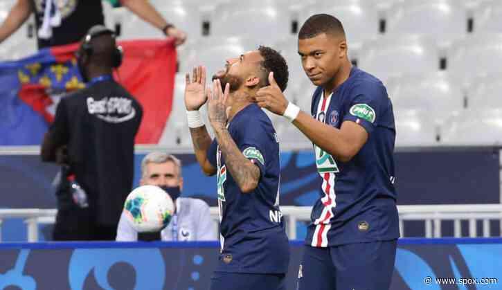 """PSG-Boss Al-Khelaifi: """"Mbappe und Neymar werden niemals gehen"""" - SPOX"""