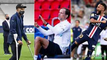 Gegenwind an vielen Fronten - Setzt Tuchel jetzt alles auf Neymar? - kicker