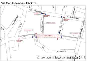 Piacenza, lavori di riqualificazione della pavimentazione di via San Giovanni - Emilia Romagna News 24