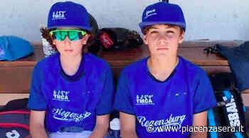Due giovanissimi del Piacenza Baseball in Germania al camp di Regensburg - piacenzasera.it