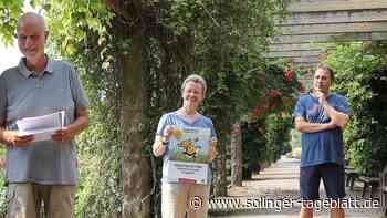 Naturschutzverbände sammeln in Solingen Unterschriften für Volksinitiative