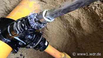 Gasarmaturen undicht - Regionetz kontrolliert 1 300 Anschlüsse