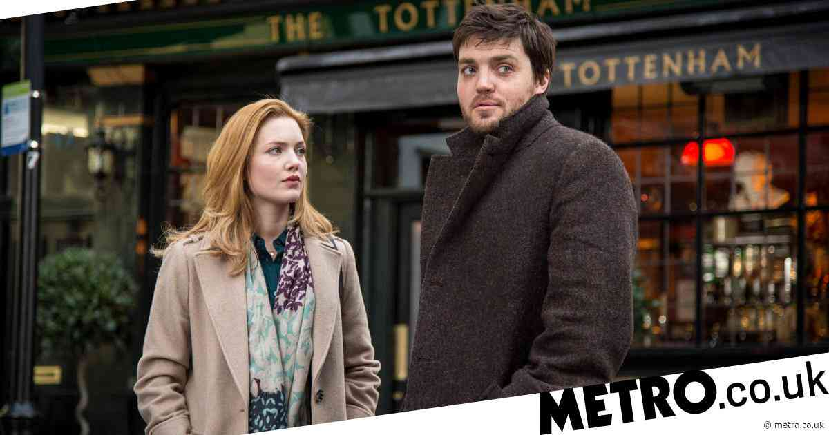 Holliday Grainger is against Strike and Robin getting together: 'Where would it go?'