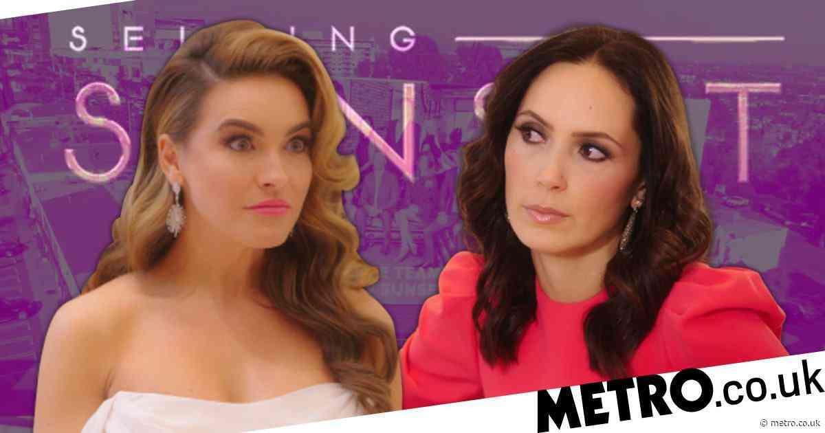 Selling Sunset's Chrishell Stause and Davina Potratz feud is the new Lauren Conrad and Heidi Pratt spat – discuss