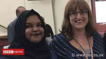 Coronavirus: A-levels student's grief and Ramadan in lockdown