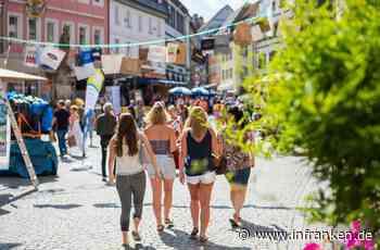 Mariä Himmelfahrt: Feiertag als Einkaufstag in Kitzingen