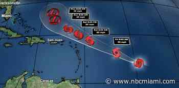Tropical Storm Josephine Forms in Atlantic, Not Forecasted to Hit U.S.: NHC