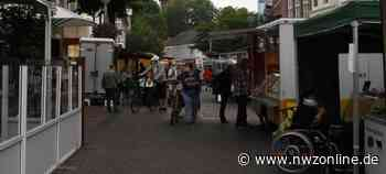 Polizeieinsatz In Wildeshausen: Wochenmarkt-Besucher verweigern Schutzmasken - Nordwest-Zeitung