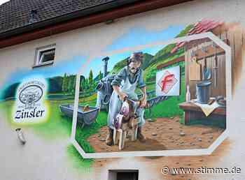 Zwei Künstler aus Mulfingen, die verschiedener nicht sein könnten - Heilbronner Stimme