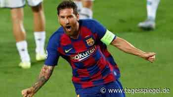 Finalturnier der Champions League : Messi, Lewandowski oder Neymar – Welcher Superstar führt sein Team zum Titel? - Tagesspiegel