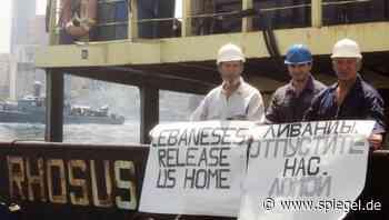 Katastrophe im Libanon: So kamen die tödlichen Chemikalien nach Beirut - DER SPIEGEL