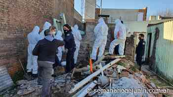 Escabrosos detalles sobre el femicidio de Rosa Fernández - semanariodejunin.com.ar