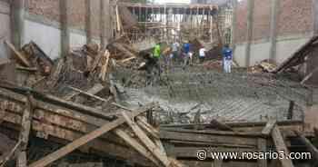 Femicidio en Junín: la mató y la escondió en una obra en construcción - Rosario3.com