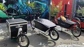 Kostenfreie Ausleihe von E-Lastenrädern startet in Köln