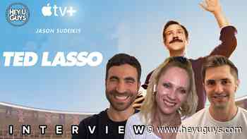 Exclusive: Jason Sudeikis, Juno Temple, Hannah Waddingham on more on the triumphant return of Ted Lasso - HeyUGuys - HeyUGuys