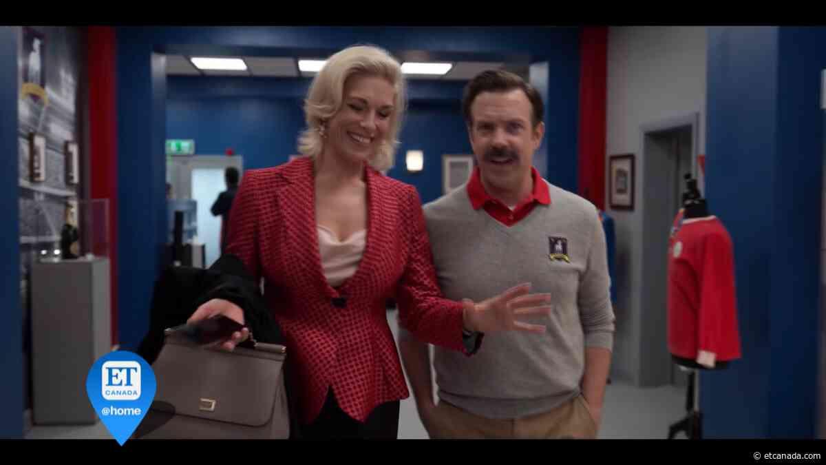 Phil Dunster, Juno Temple Tease Apple TV+ Series 'Ted Lasso' - ETCanada.com